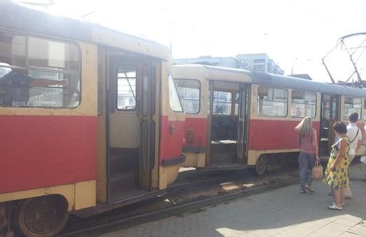 дрифт трамвая №26
