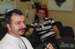 Представники ХГЛП розповіли про свою діяльність (фото)