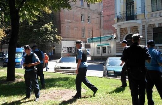 міліція оперативно приборкала конфлікт на скрипника