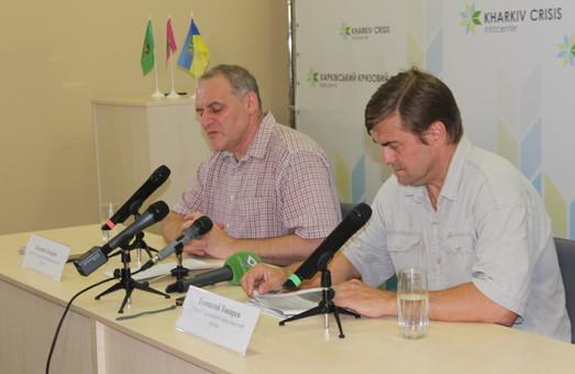 Євген Захаров та Геннадій Токарєв