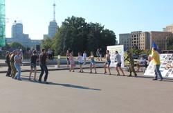 На площі Свободи пройшов «Відкритий університет»