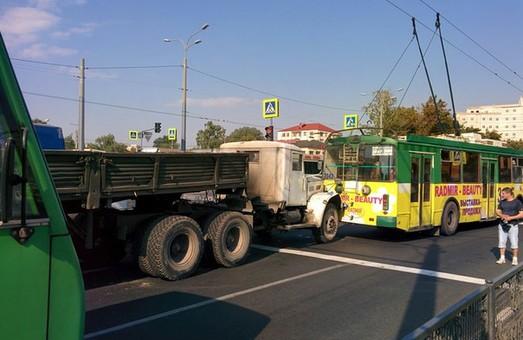 аварія на проспекті Гагаріна