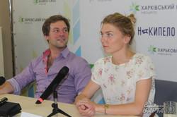 Режисери «Road Movie Ukraine» розповіли про свій фільм (фото)