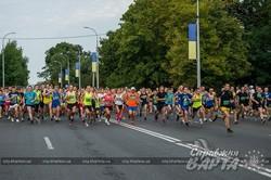 У місті відбувся 30-й Міжнародний легкоатлетичний марафон «Освобождение»