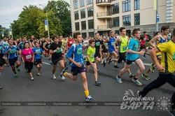 У місті відбувся 30-й Міжнародний легкоатлетичний марафон «Освобождение» (фото)