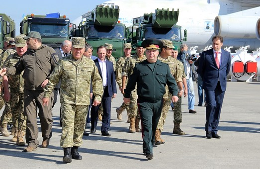 Президент Порошенко на Чугуївщині