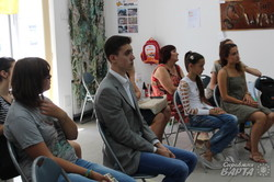 На благодійному аукціоні БФ «Єдина родина» було зібрано 1200 гривень (фото)