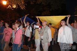 Марш Незалежності обійшовся без неприємних сюрпризів