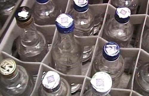 На Дніпропетровщині знайшли нелегальних виробників неякісного спиртного