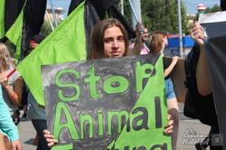 В Харкові відбувся марш за визволення тварин