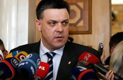 Тягнибок бажає, щоб Аваков звільнився з посади