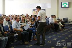 Зареєстрована Обласна організація Волонтерської партії України (відео)