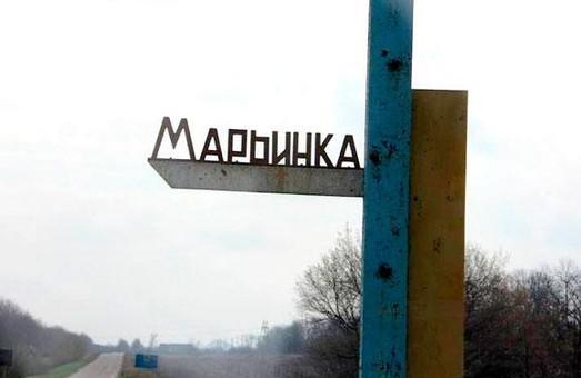 Бойовики обстріляли квартали Мар'їнки. Зруйновано 5 будинків