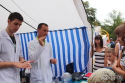 Про науку цікаво та наочно: в Харкові пройшли «Наукові пікніки»