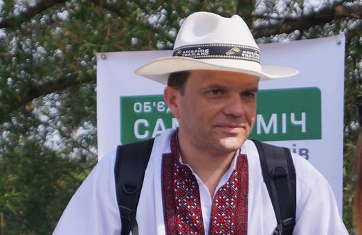 Сітенко висунений кандидатом в мери Харкова від «Самопомочі»