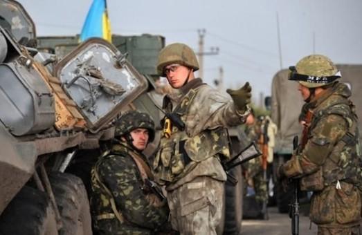 Російські бойовики за добу намагалися порушити перемир'я 8 разів