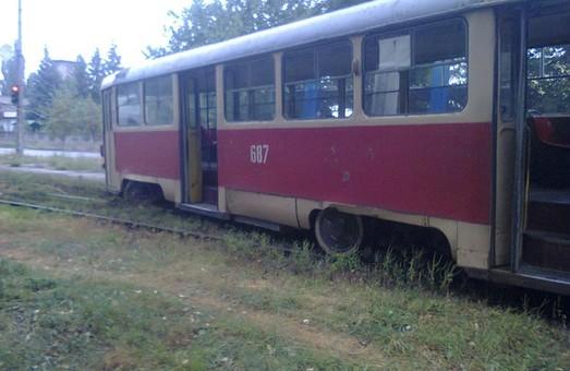 трамвайний дрифт на пролетарській