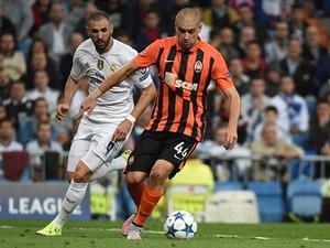 Донецький «Шахтар» розгромлений в Мадриді «Реалом»