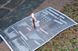 Харків'яни вшанували пам'ять Георгія Гонгадзе (фото)