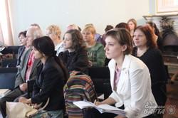 В Спілці письменників відбулася міжнародна мовознавча конференція