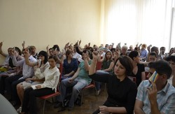 «Батьківщина» оприлюднила списки своїх кандидатів у депутати Харківської облради