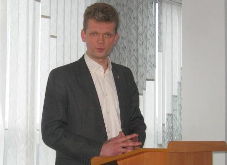 Швайку зареєстрували кандидатом на пост мера  Харкова