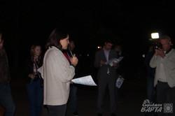 В парку Шевченка ще раз поговорили про комфортне місто  (фото)