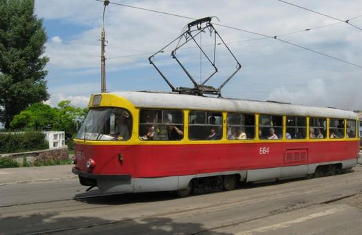 трамваї харкова