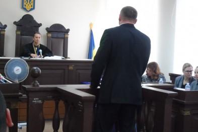 у суді полтави кернесу зачитали протокол звинувачення