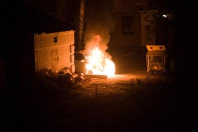 пожежа авто на харківських дивізій