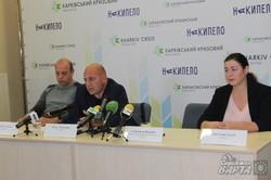 Під час прес-конференції  пролунала інша версія стосовно скандалу навколо БФ «Сестра милосердя» (фото)
