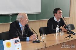 Богдан Гаврилишин студентам: «Молодь змінить Україну» (фото)