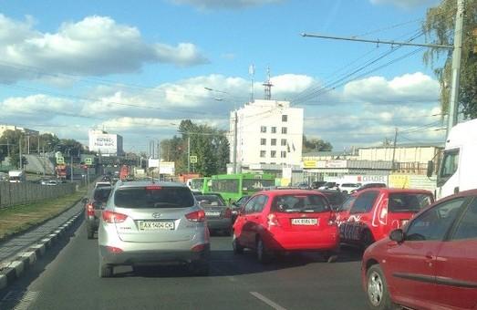 коментарі правоохоронців стосовно аварії на пр. гагаріна 8 жовтня за участю авто міліції