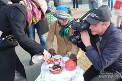 В Харкові відбувся фестиваль оригінальних капелюшків
