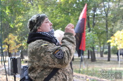 Харківський КУН відзначив річницю створення УПА