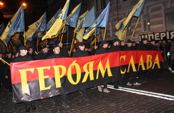 В Харкові відбувся «Марш героїв», в якому взяло участь більш ніж 2 тисячі чоловік