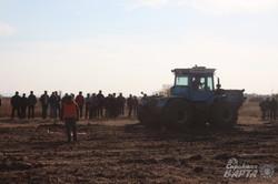 AGROPОRT-2015 завершився змаганнями трактористів