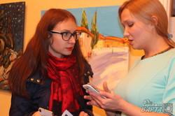 «Імпульс»: в галереї «Мистецтво Слобожанщини» стартувала виставка Ленура Веліляєва