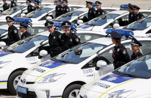 Результати роботи харківської поліції за перший місяць роботи. Кого затримано та скільки протоколів складено?