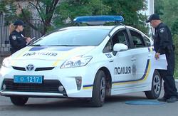 У Дніпропетровську почалося навчання майбутніх поліцейських