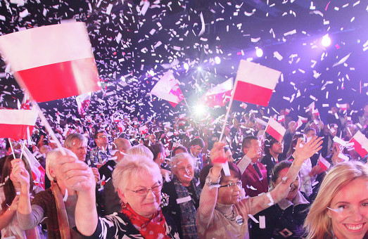 У Польщі відбулися парламентські вибори