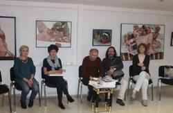 В Муніципальній галереї триває виставка робіт Віталія Куликова