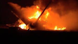 Чому впав російський авіалайнер? Причини гибелі
