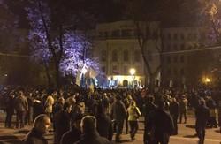 В Дніпропетровську відбулася акція на підтримку Корбана