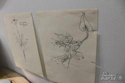 Проект «Ботаніка»: строгість форм та свобода техніки