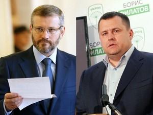 Дані по виборах мера Дніпропетровська викликали інтригу