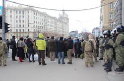 В Харкові знову пікетували міську раду