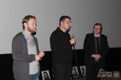 «Герої не вмирають»: в кінотеатрі знову показали фільм про харківських учасників Революції Гідності