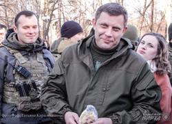 У річницю Голодомору в Донецьку об'їдались на кулінарному фестивалі (ФОТО)