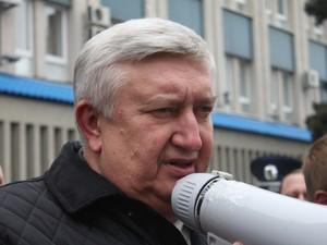 Колишній начальник Луганського УСБУ Третяк мстить за сина (відео)